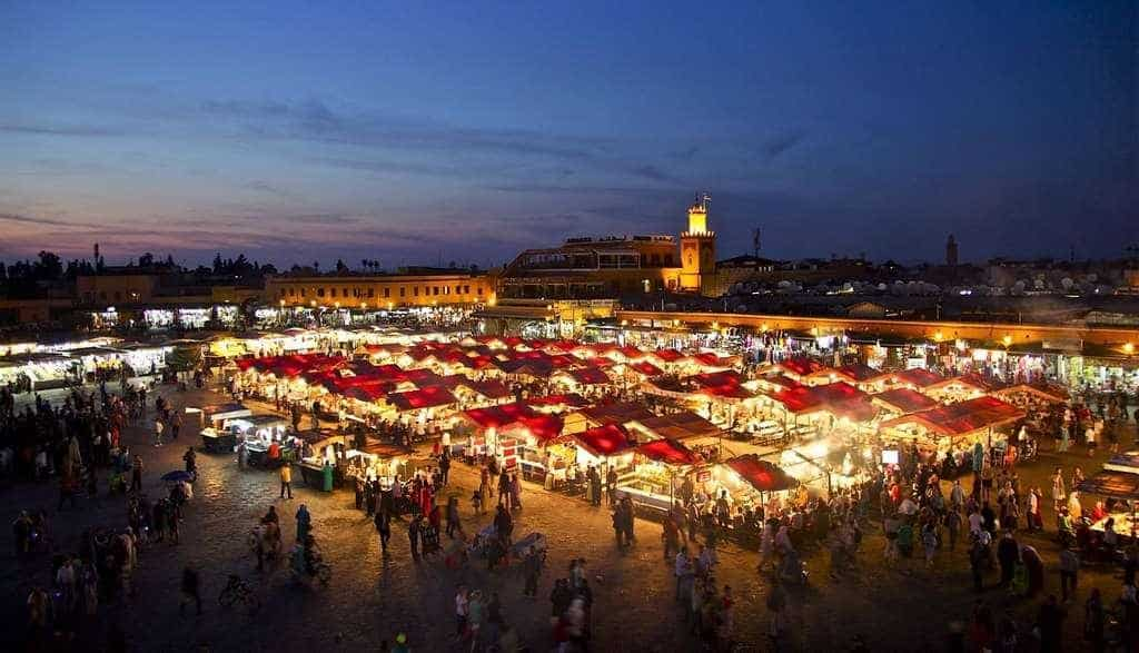 Marrakech Medina: Navigating the Chaos
