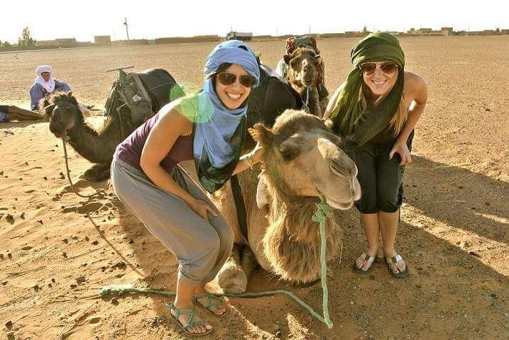 Morocco Visitors Dress