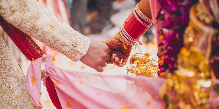 Different Types of Marriages and Their Significance in Indian Customs