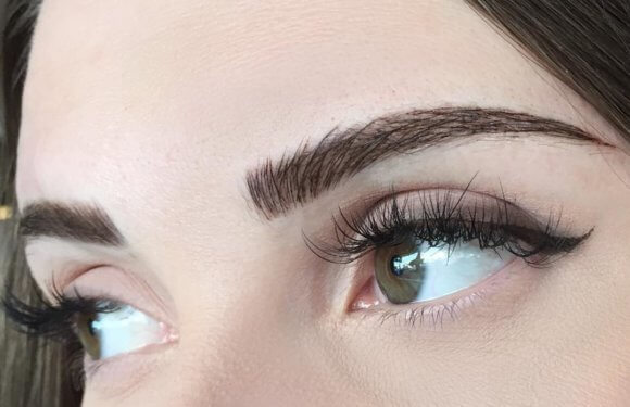 10 Conditions That are Not Favorable for Eyebrow Embroidery