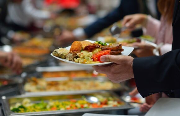 Why Would You Choose the Mini Buffet Catering Services?