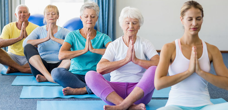 7 Yoga Asanas for Senior's and their Benefits