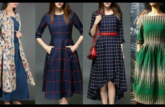 Indo Western Kurti Designs for Divas- 2018
