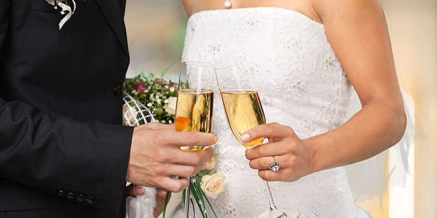 4 Things to Consider When Choosing Wedding Wines