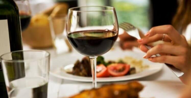 wine pair with FOOD