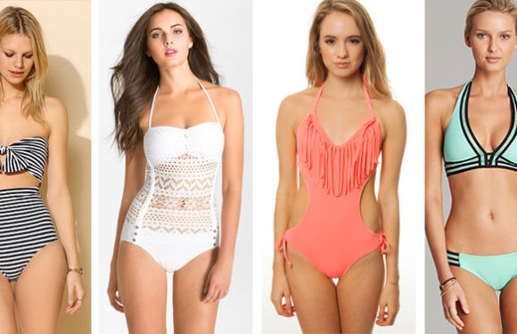 Summer Crush: Fashion Swimsuits
