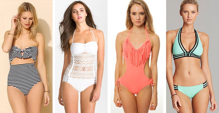 Summer Crush: Fashion Swimsuits