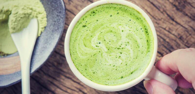 Health Benefits of Drinking Matcha Green Tea