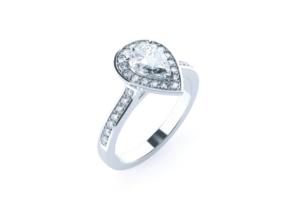 diamond engagement ring Melbourne
