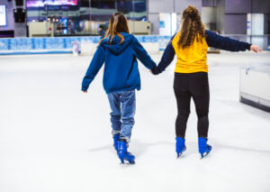 Ice Skating in Geneva