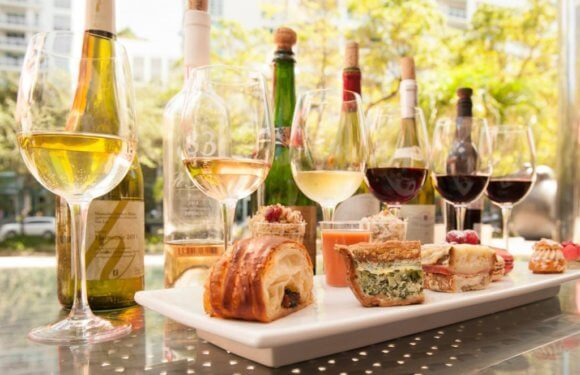 How To Choose The Right Kind Of Wine For Your Food