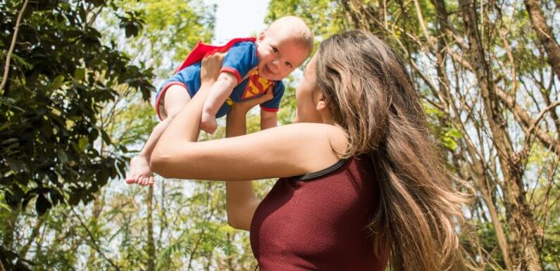 5 Reasons Why Moms are Superheroes