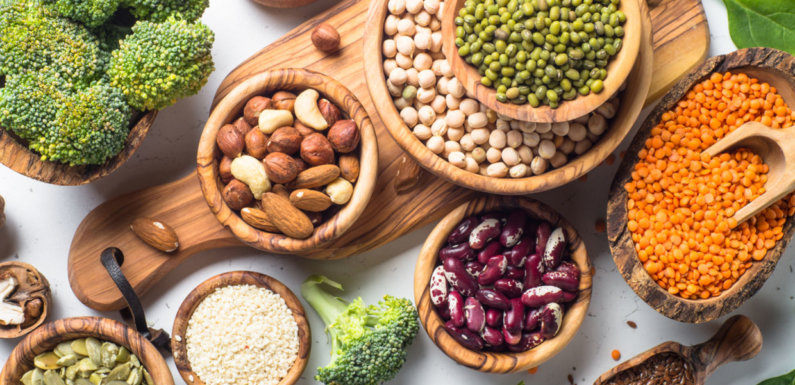 The 5 Best Sources of Plant Protein
