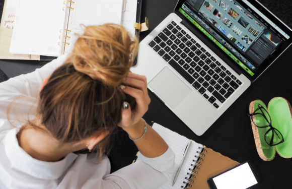 4 Stress Management Techniques When Your Job Gets Overwhelming