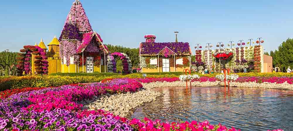 Dubai Miracle Gardens