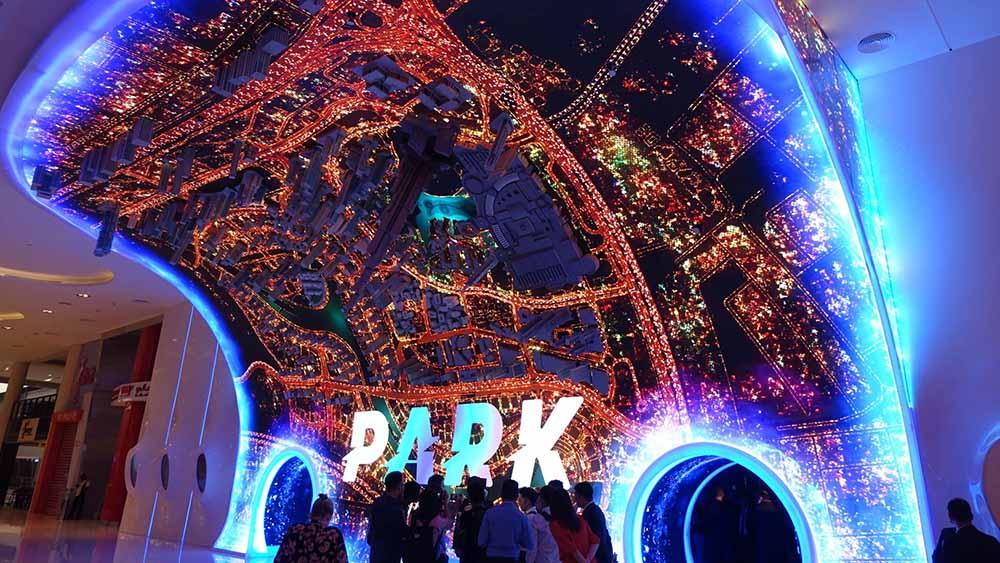 VR Park Dubai