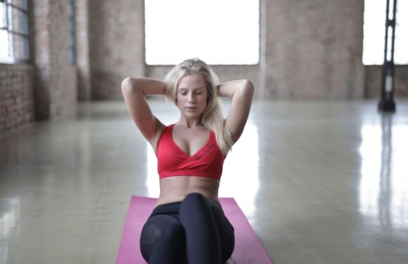 A 10-Minute Complete Workout For Getting Well-Toned Abs