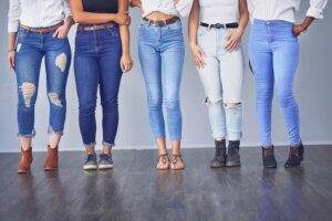 Jeans That Actually Fit