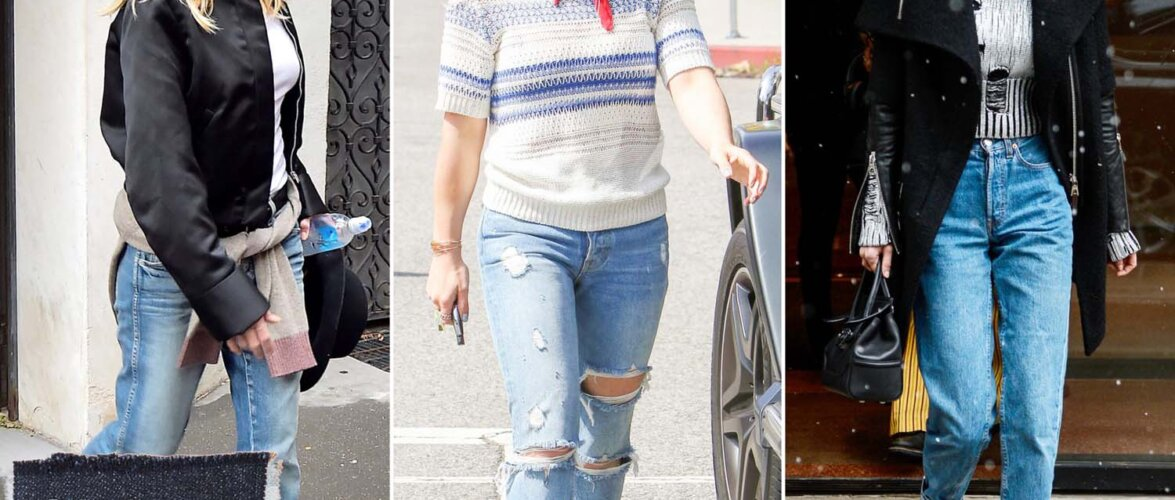 Top 5 Looks Celebrities Are Wearing This Fall