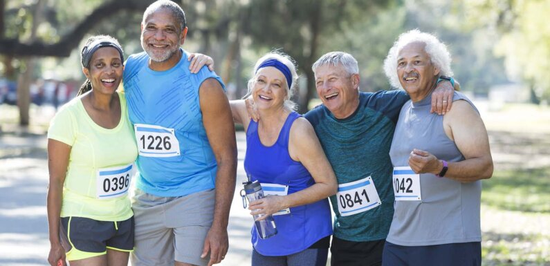 The Top 6 Tips for Aging Athletes