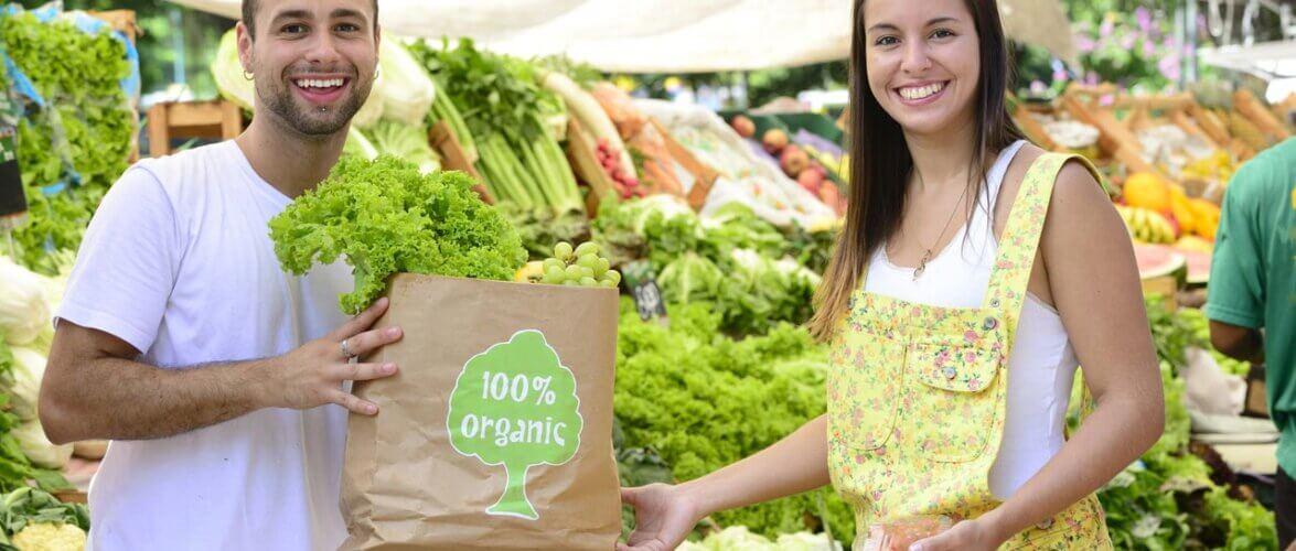 Health Benefits of Eating Organic Food