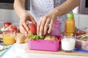 healthy lunchbox treat