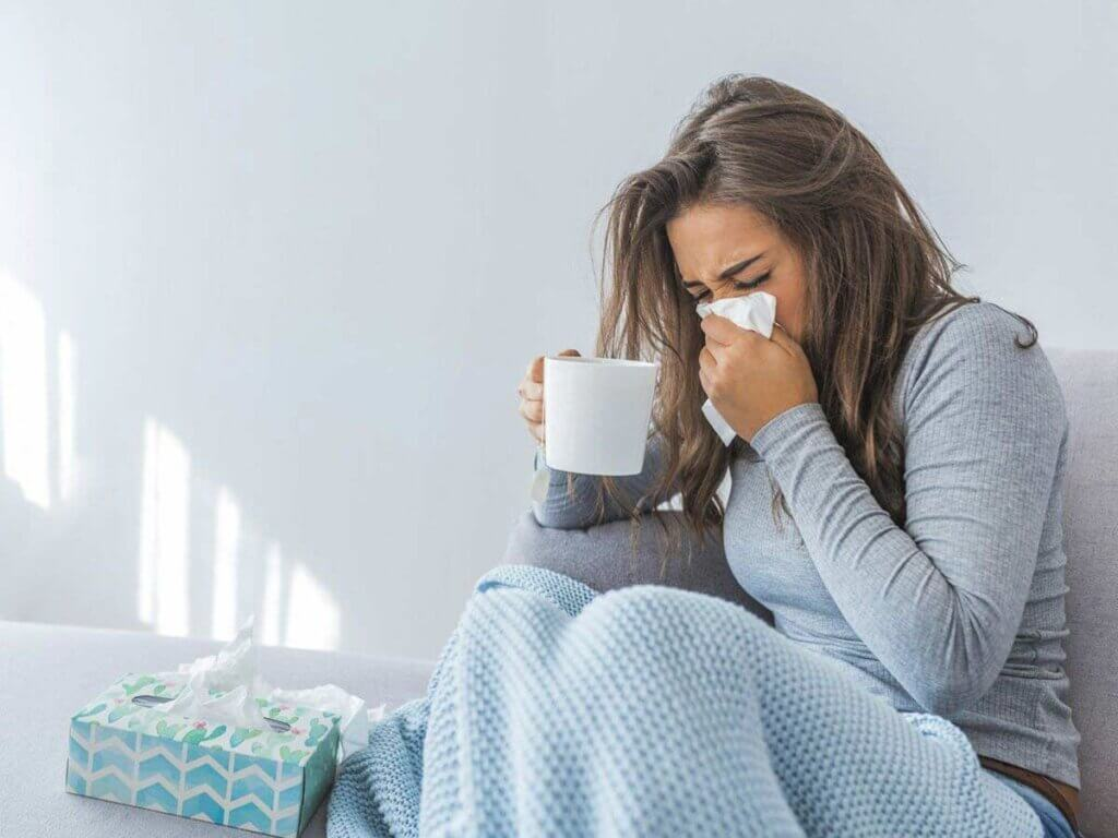 Drinking Coffee Make You Sneeze